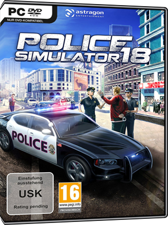 Police Simulator 18 Screenshot