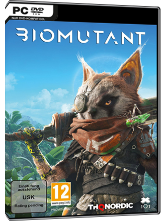 Biomutant Screenshot