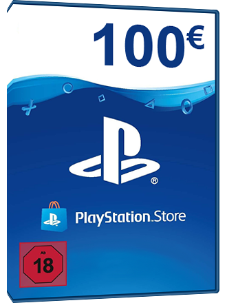 PSN Card 100 Euro [DE] - Playstation Network Guthaben Screenshot