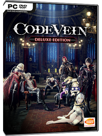 Code Vein - Deluxe Edition Screenshot