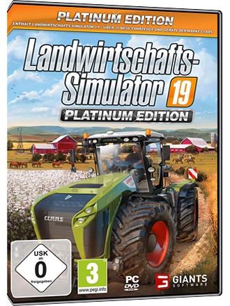 Landwirtschafts-Simulator 19 - Platin Edition Screenshot