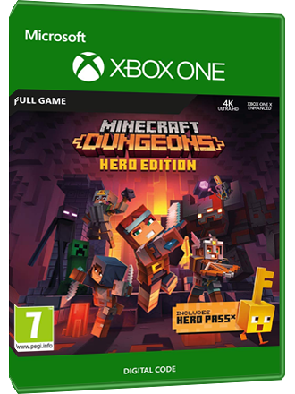 Minecraft Dungeons - Hero Edition (Xbox One Download Code) Screenshot