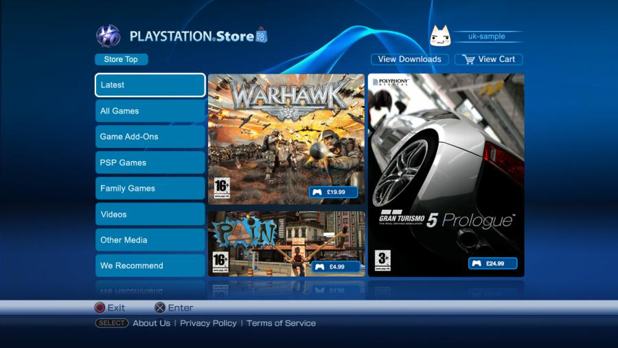 PSN Card 50 Euro [DE] - Playstation Network Guthaben Screenshot 1