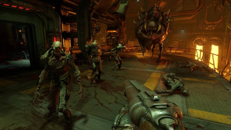 DOOM (Doom 4 Key) Screenshot 2
