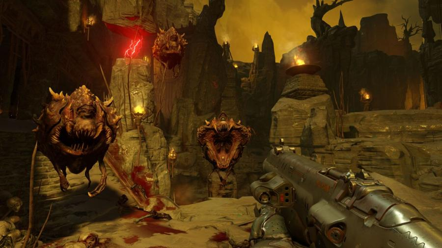 DOOM (Doom 4 Key) Screenshot 11