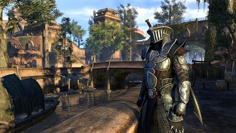 The Elder Scrolls Online - Morrowind (Addon) Screenshot 5