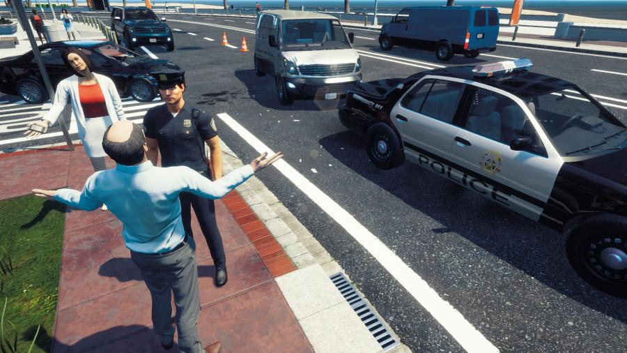 Police Simulator 18 Screenshot 6