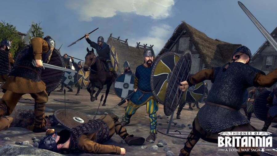 Total War Saga - Thrones of Britannia Screenshot 9