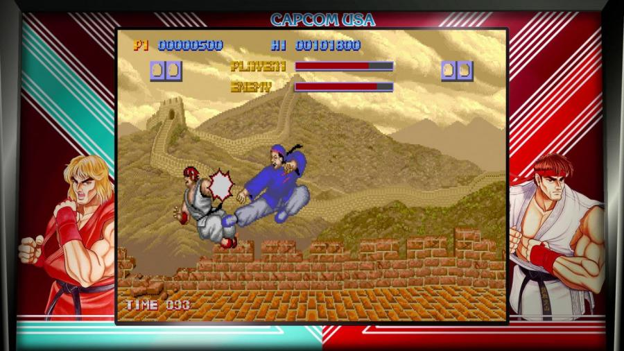 Street Fighter 30th Anniversary Collection Screenshot 9