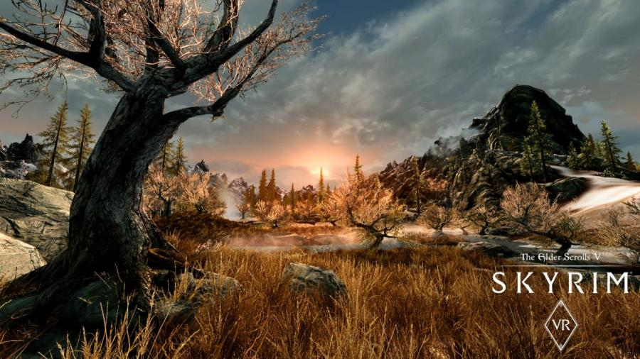 The Elder Scrolls V - Skyrim VR Screenshot 1