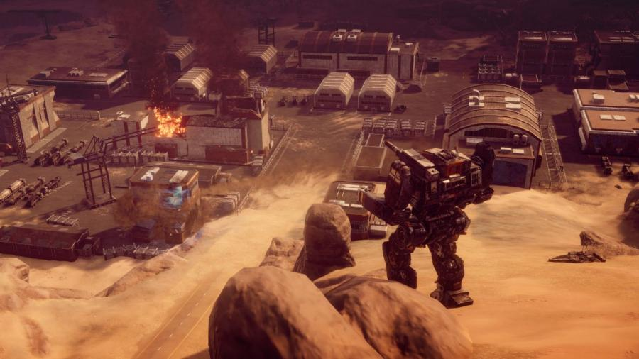 Battletech Screenshot 1