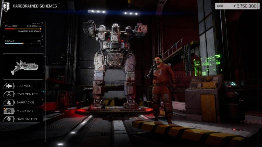 Battletech Screenshot 5