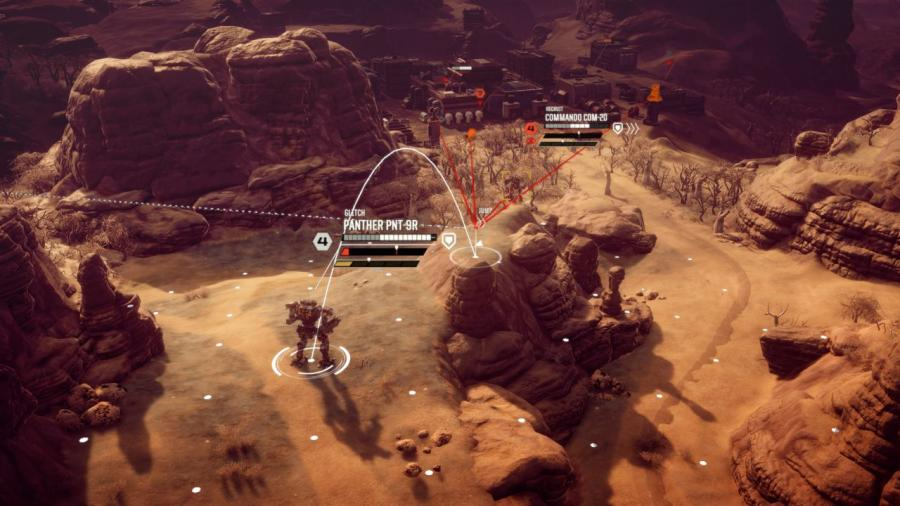 Battletech - Digital Deluxe Edition Screenshot 4