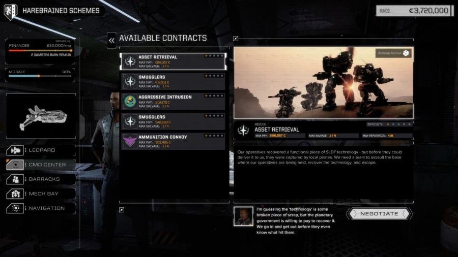 Battletech - Digital Deluxe Edition Screenshot 7