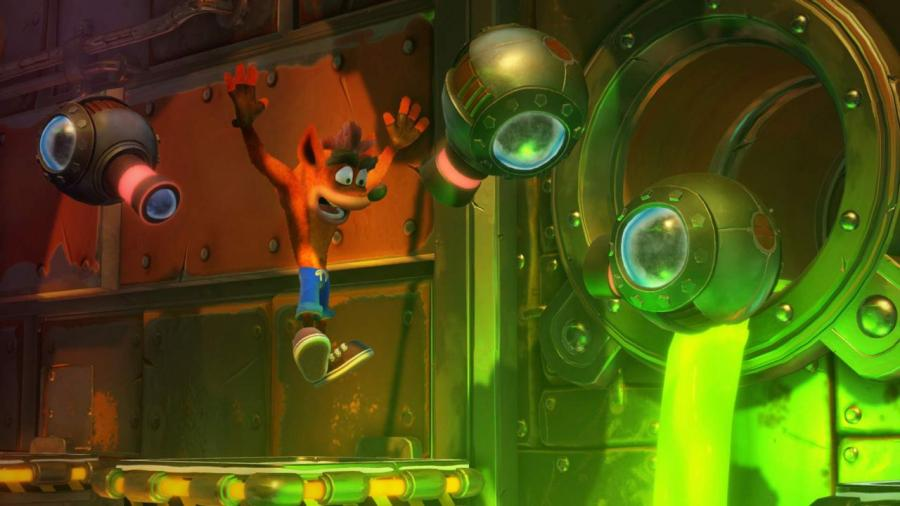 Crash Bandicoot N. Sane Trilogy Screenshot 2