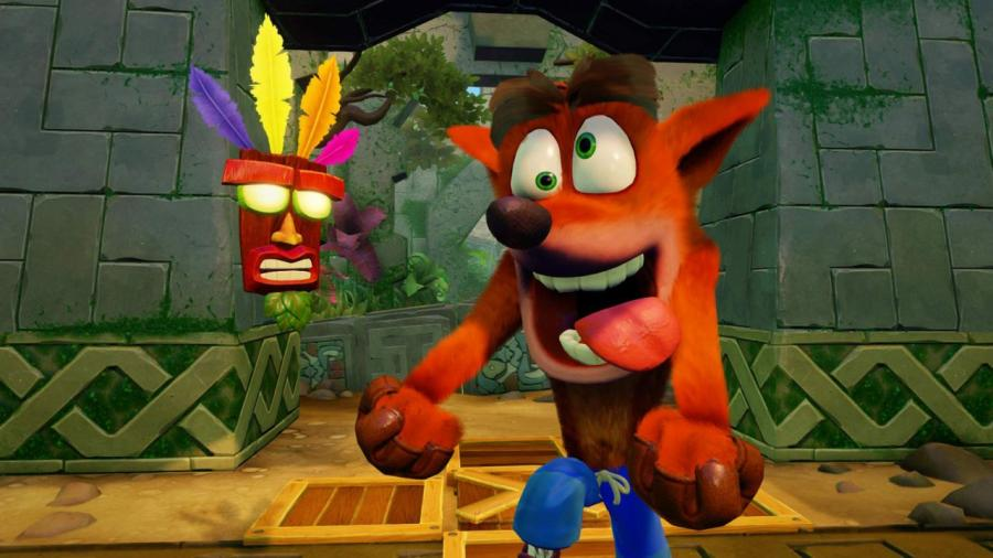 Crash Bandicoot N. Sane Trilogy Screenshot 1