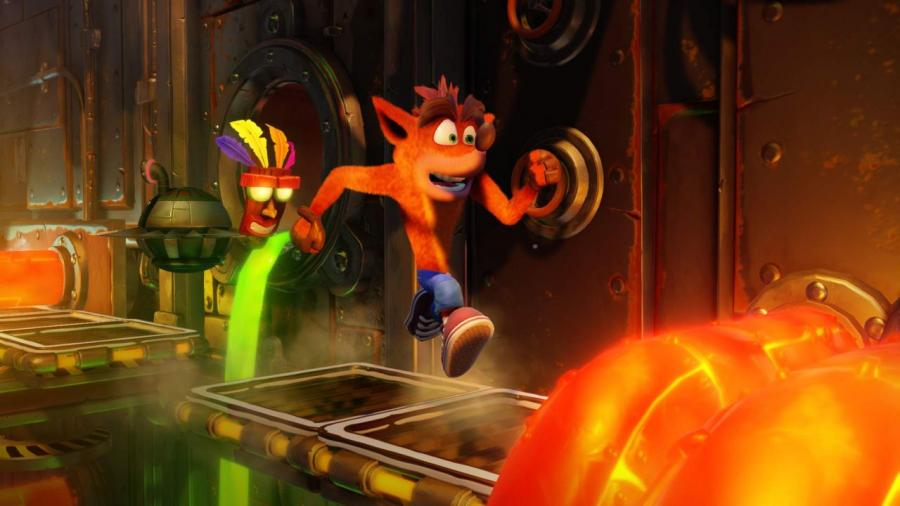 Crash Bandicoot N. Sane Trilogy Screenshot 7