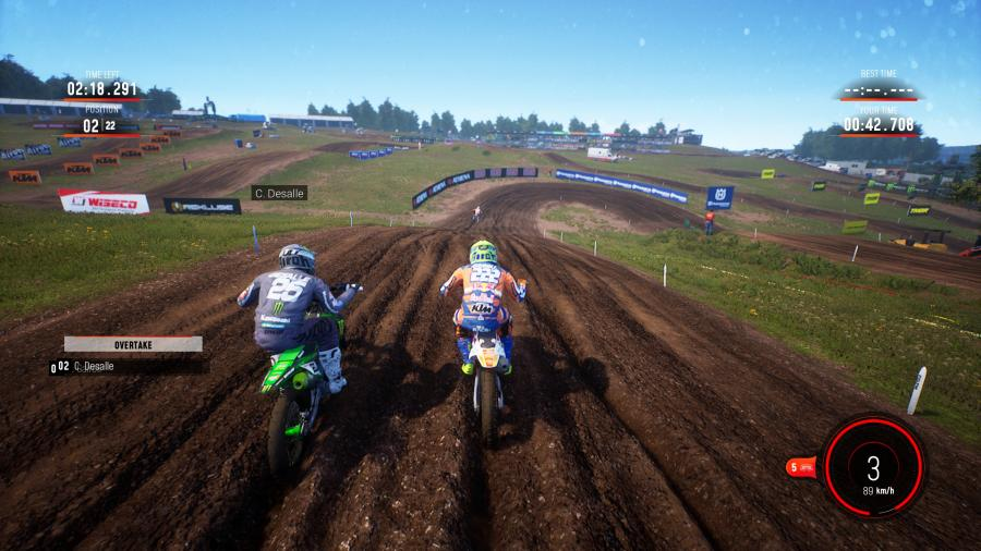 MXGP 2019 - The Official Motocross Videogame Screenshot 4