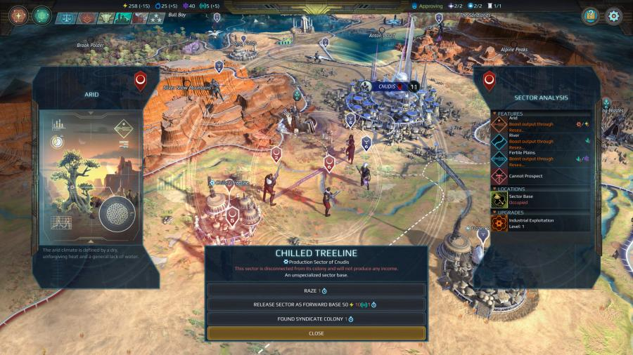 Age of Wonders Planetfall - Deluxe Edition Screenshot 6