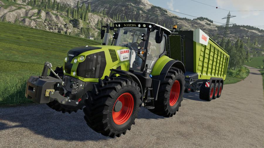 Landwirtschafts-Simulator 19 - Platinum Expansion (DLC) Screenshot 5